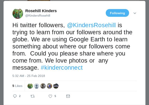 Rosehill tweet